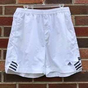 Adidas activewear shorts men's size L
